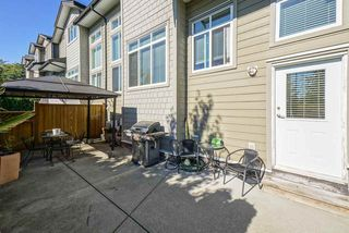 """Photo 38: 4 22865 TELOSKY Avenue in Maple Ridge: East Central Townhouse for sale in """"WINDSONG"""" : MLS®# R2496443"""