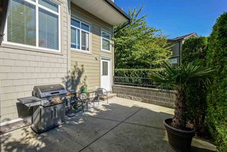 """Photo 37: 4 22865 TELOSKY Avenue in Maple Ridge: East Central Townhouse for sale in """"WINDSONG"""" : MLS®# R2496443"""