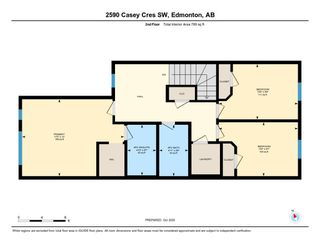 Photo 25: 2590 CASEY Way in Edmonton: Zone 55 House Half Duplex for sale : MLS®# E4218431