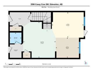 Photo 24: 2590 CASEY Way in Edmonton: Zone 55 House Half Duplex for sale : MLS®# E4218431