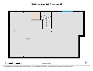 Photo 26: 2590 CASEY Way in Edmonton: Zone 55 House Half Duplex for sale : MLS®# E4218431