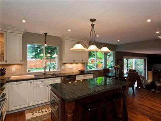 "Photo 5: 1541 THETA Court in North Vancouver: Indian River House for sale in ""INDIAN RIVER"" : MLS®# V934987"