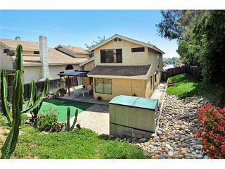 Photo 18: LEMON GROVE House for sale : 3 bedrooms : 7910 Rosewood Lane