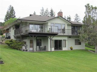 Photo 1: 42 FAIRVIEW Drive in Williams Lake: Williams Lake - City House for sale (Williams Lake (Zone 27))  : MLS®# N219391