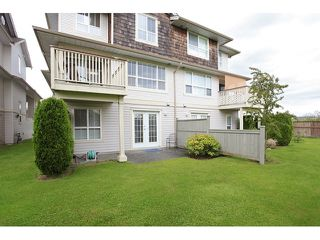 "Photo 18: 18650 65TH Avenue in SURREY: Cloverdale BC Townhouse for sale in ""RIDGEWAY"" (Cloverdale)  : MLS®# F1215322"