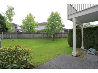 "Photo 17: 18650 65TH Avenue in SURREY: Cloverdale BC Townhouse for sale in ""RIDGEWAY"" (Cloverdale)  : MLS®# F1215322"