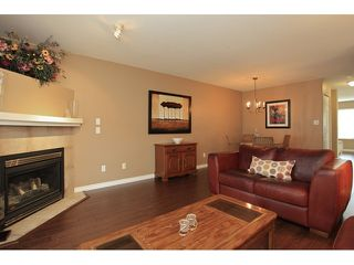 "Photo 3: 18650 65TH Avenue in SURREY: Cloverdale BC Townhouse for sale in ""RIDGEWAY"" (Cloverdale)  : MLS®# F1215322"