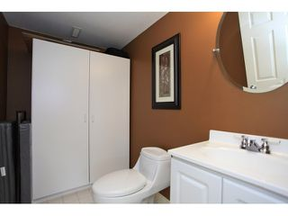"Photo 16: 18650 65TH Avenue in SURREY: Cloverdale BC Townhouse for sale in ""RIDGEWAY"" (Cloverdale)  : MLS®# F1215322"