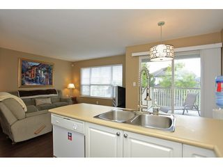 "Photo 6: 18650 65TH Avenue in SURREY: Cloverdale BC Townhouse for sale in ""RIDGEWAY"" (Cloverdale)  : MLS®# F1215322"