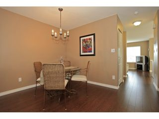 "Photo 4: 18650 65TH Avenue in SURREY: Cloverdale BC Townhouse for sale in ""RIDGEWAY"" (Cloverdale)  : MLS®# F1215322"