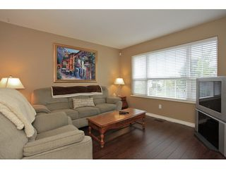 "Photo 5: 18650 65TH Avenue in SURREY: Cloverdale BC Townhouse for sale in ""RIDGEWAY"" (Cloverdale)  : MLS®# F1215322"