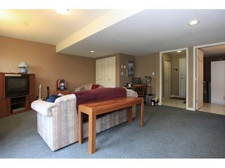 "Photo 15: 18650 65TH Avenue in SURREY: Cloverdale BC Townhouse for sale in ""RIDGEWAY"" (Cloverdale)  : MLS®# F1215322"