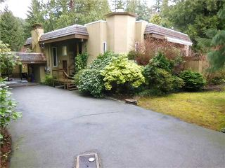 Photo 1: 5677 KEITH Road in West Vancouver: Eagle Harbour House for sale : MLS®# V988281