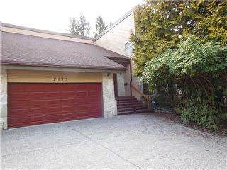 "Photo 1: 2173 KIRKSTONE Road in North Vancouver: Westlynn House for sale in ""WESTLYNN"" : MLS®# V993548"