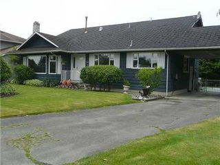 Photo 1: 5109 59A Street in Ladner: Hawthorne Home for sale ()  : MLS®# V955593