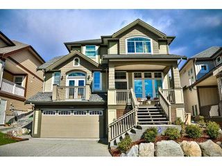"Photo 1: 1319 SOBALL Street in Coquitlam: Burke Mountain House for sale in ""BURKE MOUNTAIN HEIGHTS"" : MLS®# V1024016"