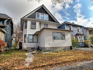 Photo 1: 181 Ethelbert Street in Winnipeg: Wolseley Residential for sale (Central Winnipeg)  : MLS®# 1323264