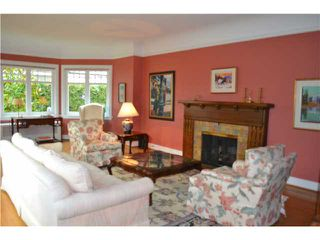 Photo 2: 1455 DEVONSHIRE CR in Vancouver: Shaughnessy House for sale (Vancouver West)  : MLS®# V1044258