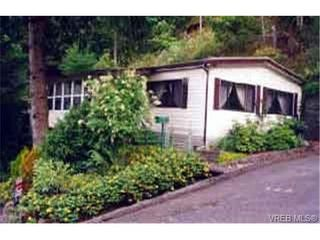 Photo 1: 132 2500 Florence Lake Rd in VICTORIA: La Florence Lake Manufactured Home for sale (Langford)  : MLS®# 332975