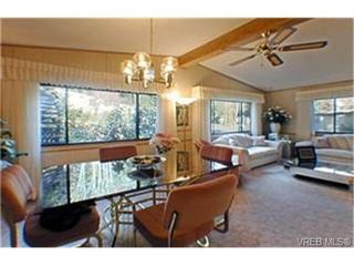 Photo 4: 132 2500 Florence Lake Rd in VICTORIA: La Florence Lake Manufactured Home for sale (Langford)  : MLS®# 332975