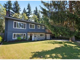 Photo 1: 663 WILMOT Street in Coquitlam: Central Coquitlam House for sale : MLS®# V1073584