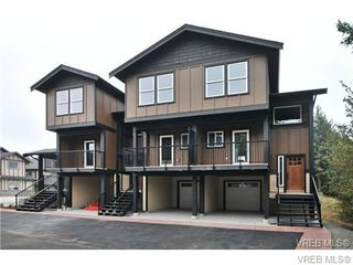 Photo 1: 107 990 Rattanwood Pl in VICTORIA: La Happy Valley Row/Townhouse for sale (Langford)  : MLS®# 679407