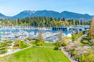 Photo 20: 603 1680 BAYSHORE DRIVE in Vancouver: Coal Harbour Condo for sale (Vancouver West)  : MLS®# R2294621