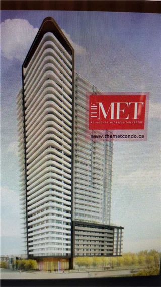 Photo 2: 7895 JANE STREET, #PH-16 THE MET VAUGHAN CONDO FOR SALE - $ 459,900 – MARIE COMMISSO – VAUGHAN REAL ESTATE