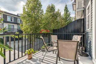 """Photo 13: 33 3459 WILKIE Avenue in Coquitlam: Burke Mountain Townhouse for sale in """"TATTON"""" : MLS®# R2391865"""