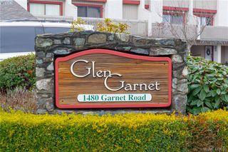 Photo 1: 5 1480 Garnet Road in VICTORIA: SE Cedar Hill Row/Townhouse for sale (Saanich East)  : MLS®# 419630