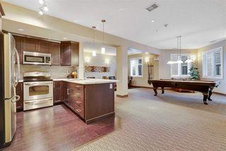 Photo 20: 223 6083 MAYNARD Way in Edmonton: Zone 14 Condo for sale : MLS®# E4189884