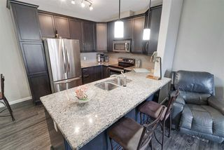 Photo 4: 223 6083 MAYNARD Way in Edmonton: Zone 14 Condo for sale : MLS®# E4189884