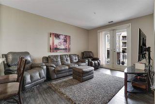 Photo 1: 223 6083 MAYNARD Way in Edmonton: Zone 14 Condo for sale : MLS®# E4189884