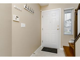 Photo 2: 17 2458 PITT RIVER Road in Port Coquitlam: Mary Hill Townhouse for sale : MLS®# R2445446