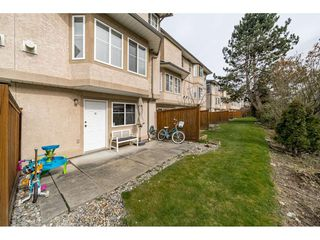 Photo 19: 17 2458 PITT RIVER Road in Port Coquitlam: Mary Hill Townhouse for sale : MLS®# R2445446