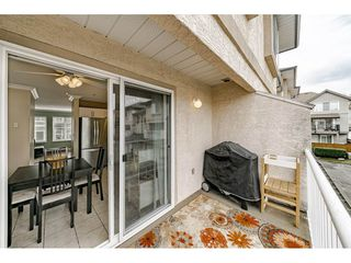 Photo 18: 17 2458 PITT RIVER Road in Port Coquitlam: Mary Hill Townhouse for sale : MLS®# R2445446