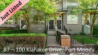 "Photo 23: 87 100 KLAHANIE Drive in Port Moody: Port Moody Centre Townhouse for sale in ""INDIGO"" : MLS®# R2455976"