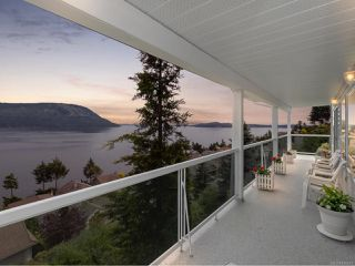Photo 2: 3697 Marine Vista in COBBLE HILL: ML Cobble Hill Single Family Detached for sale (Malahat & Area)  : MLS®# 840625