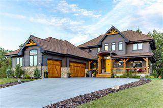 Photo 1: 19 GREYSTONE Drive: Rural Sturgeon County House for sale : MLS®# E4214442