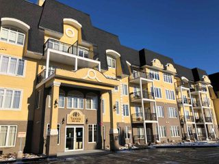Photo 1: 314 9820 165 Street in Edmonton: Zone 22 Condo for sale : MLS®# E4219103