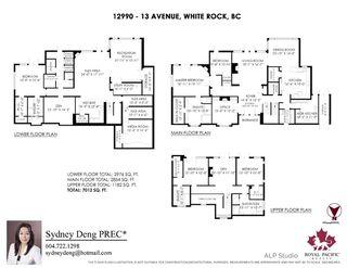 Photo 40: 12990 13 Avenue in Surrey: Crescent Bch Ocean Pk. House for sale (South Surrey White Rock)  : MLS®# R2518623