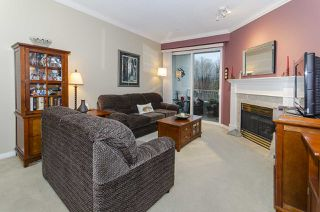 "Photo 1: 444 3098 GUILDFORD Way in Coquitlam: North Coquitlam Condo for sale in ""MARLBOROUGH HOUSE"" : MLS®# R2519004"