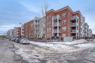 Main Photo: 1212 5605 Henwood Street SW in Calgary: Garrison Green Apartment for sale : MLS®# A1062619
