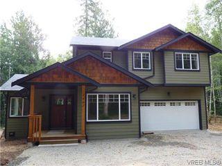 Photo 1: 2467 Kemp Lake Rd in SOOKE: Sk Kemp Lake House for sale (Sooke)  : MLS®# 607938