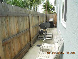 Photo 10: PACIFIC BEACH Home for sale or rent : 2 bedrooms : 2020 Diamond #3 in San Diego