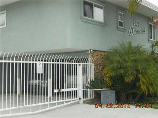 Photo 2: PACIFIC BEACH Home for sale or rent : 2 bedrooms : 2020 Diamond #3 in San Diego