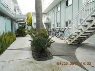Photo 3: PACIFIC BEACH Home for sale or rent : 2 bedrooms : 2020 Diamond #3 in San Diego