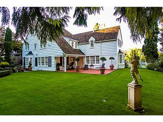 Photo 2: 1310 W 33RD AV in Vancouver: Shaughnessy House for sale (Vancouver West)  : MLS®# V1028460
