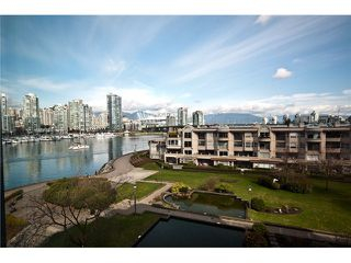 Photo 2: # 516 456 MOBERLY RD in Vancouver: False Creek Condo for sale (Vancouver West)  : MLS®# V1051585