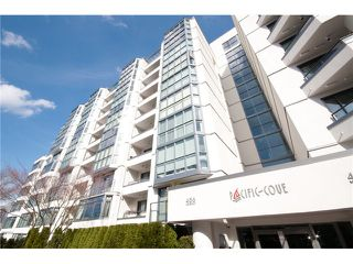 Photo 11: # 516 456 MOBERLY RD in Vancouver: False Creek Condo for sale (Vancouver West)  : MLS®# V1051585